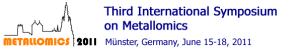 Metallomics 2011